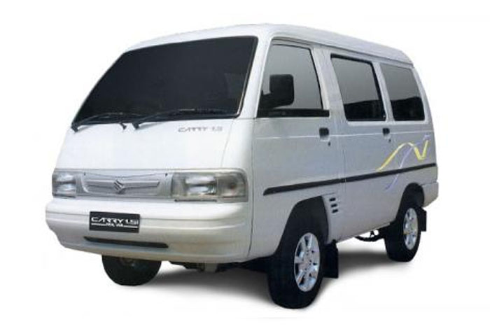 SUZUKI CARRY REAL VAN MINI BUS