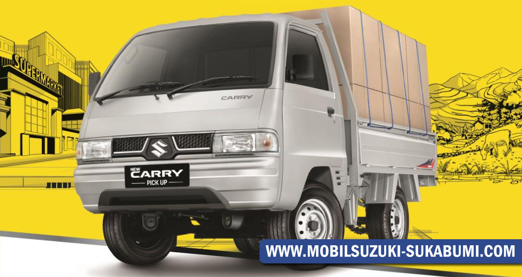 Harga Kredit Suzuki Carry Pick-Up Sukabumi