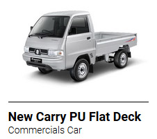 Promo Suzuki Carry Pick Up Sukabumi